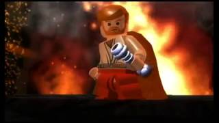 Lego Star Wars Final Boss