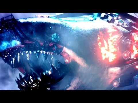 Sky Sharks (2020) | Trailer | Cary-Hiroyuki Tagawa | Tony Todd | Diana Prince