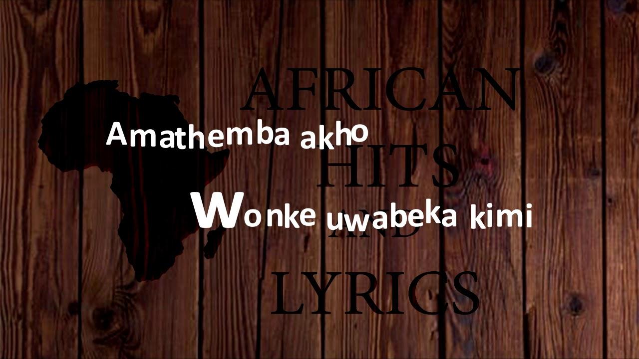 kelly khumalo empini official lyric video youtube
