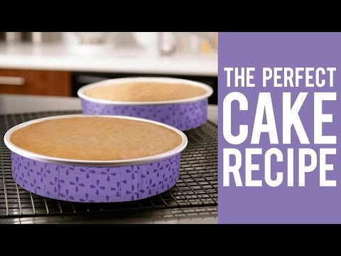 How to Make a Cake – The Perfect Recipe for Decorators