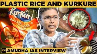 சாதா Amudha இல்ல அதிரடி Amudha! துணிச்சலான பெண் IAS Officer's Interview   MT227