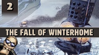 Frostpunk - Fall of Winterhome - Second Attempt - Part 2