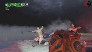 "Black Ops 3 Zombies ""Dead Ops Arcade 2"" Gameplay (DOA 2 FPS Footage)"
