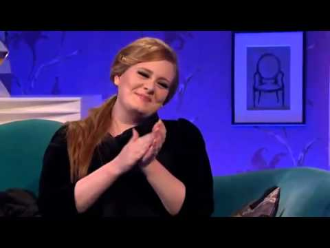 Alan Carr Chatty Man  01-17-2011 Adele