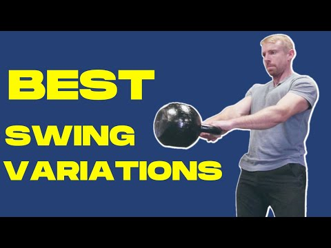 Top 6 Kettlebell Swing Variations (with proper form)