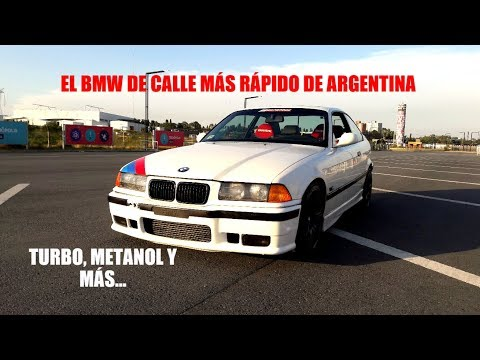 EL BMW DE CALLE MÁS RÁPIDO DE ARGENTINA (500 HP)