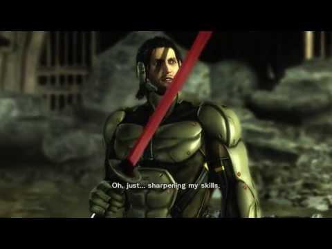 Metal Gear Rising: Revengeance - Jetstream Sam vs. LQ-84I / Blade Wolf (No Damage) (S Rank)