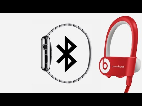 Bluetooth headphones apple watch and iphone