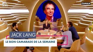 Le bon camarade : Jack Lang  - Bonsoir! du 16/03 – CANAL+
