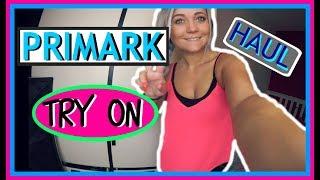PRIMARK - Try On Haul   2017  Blond_Beautyy
