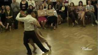 Primavera Budapest - Milonga Sin Palabras - Ozgur El Turquito Demir and Marina Marques 2013 part4