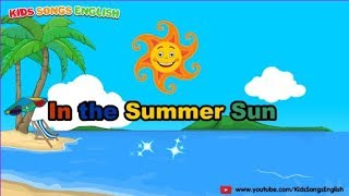 In the Summer Sun [Kids Song EngLish]