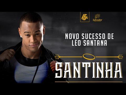 Santinha - Léo Santana   Lyric video