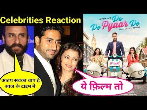 de-de-pyaar-de-movie-celebrities-reaction-|-de-de-pyaar-de-|-celebrities-review-and-reaction