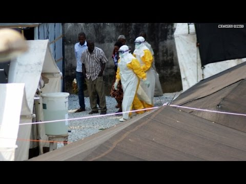 Ebola forcing volunteers out of Africa