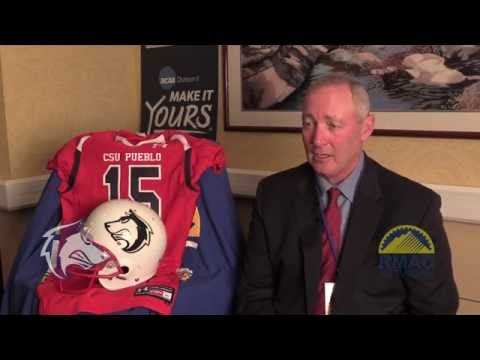 #RMACkickoff CSU-Pueblo Football Media Day - One on One Interviews