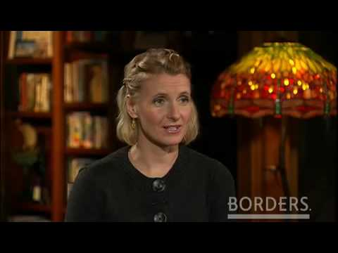 ELIZABETH GILBERT Talks About Eat, Pray Love