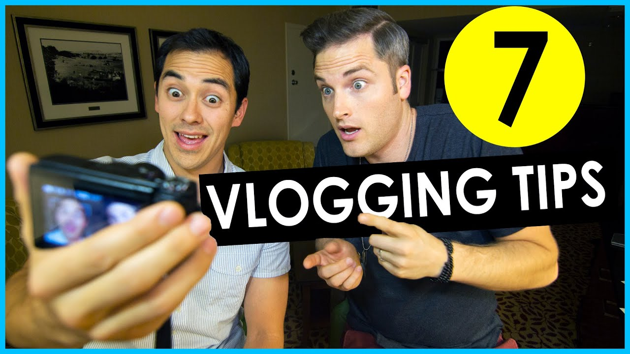 Home Vlog Ideas: Vlogging Tips – How To Grow A Vlog Channel (7 Tips)