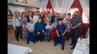 Юбилей 60 лет кафе Пахта 2017