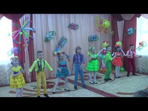 """""""Деткий сад"""", шоу-группа"""