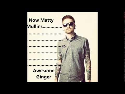 Matty Mullins Hair 2010