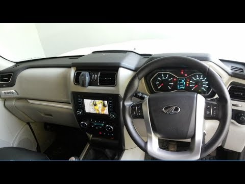 New Mahindra Scorpio S10 Interior Impressive Design Interior Car