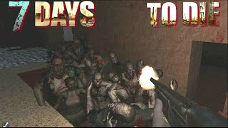 7 Days To Die - 7th Day Horde (E034) - GameSocietyPimps