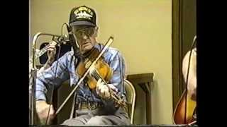 Jam Session and Dance at Wien, Missouri (clip #8) Pete McMahan playing Wild John