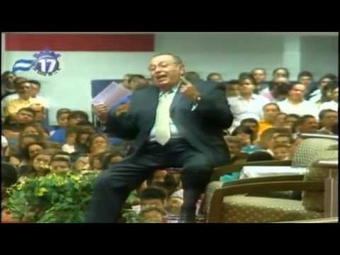 ¡No Confies en el Hombre!│ Pstr Gral. Dr. Edgar López Bertrand (Toby) │T.B.B.C│