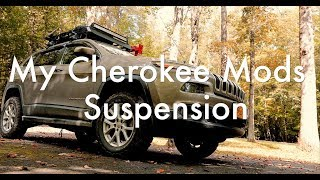 Jeep Cherokee Suspension Mods
