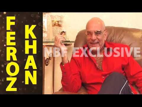 FEROZ KHAN EXCLUSIVE FULL INTERVIEW FROM OLD ARCHIVES | NITIN BHARDWAJ FILMS