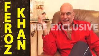 FEROZ KHAN EXCLUSIVE FULL INTERVIEW FROM OLD ARCHIVES   NITIN BHARDWAJ FILMS