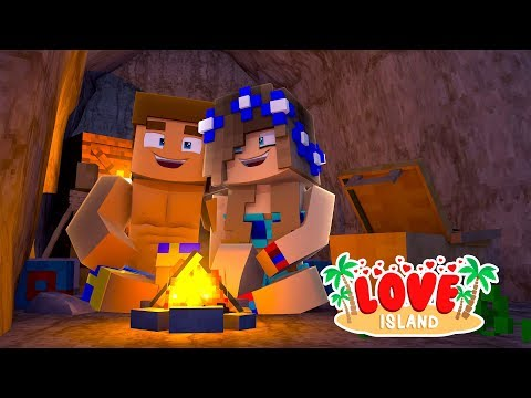 LITTLE CARLY AND LITTLE DONNY'S SECRET DATE!! w/Little Kelly (Minecraft Love Island)