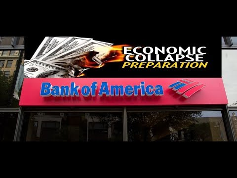 RED ALERT🔴 BANK of AMERICA Is Now Warning on economic collapse