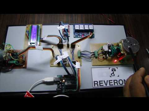 Reveronix Ship's Main Engine Remote Control System