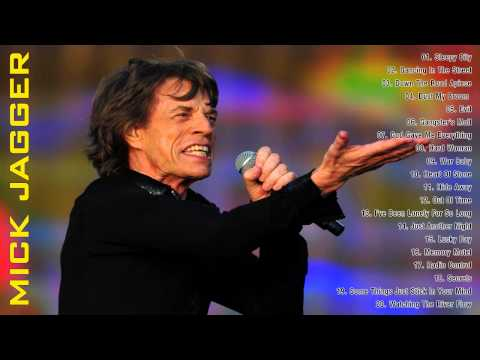 Mick Jagger Top Songs