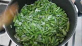Green Beans Stew- فاصوليا خضراء