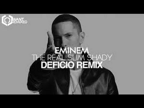(1 HOUR) Eminem - The Real Slim Shady (Deficio remix)