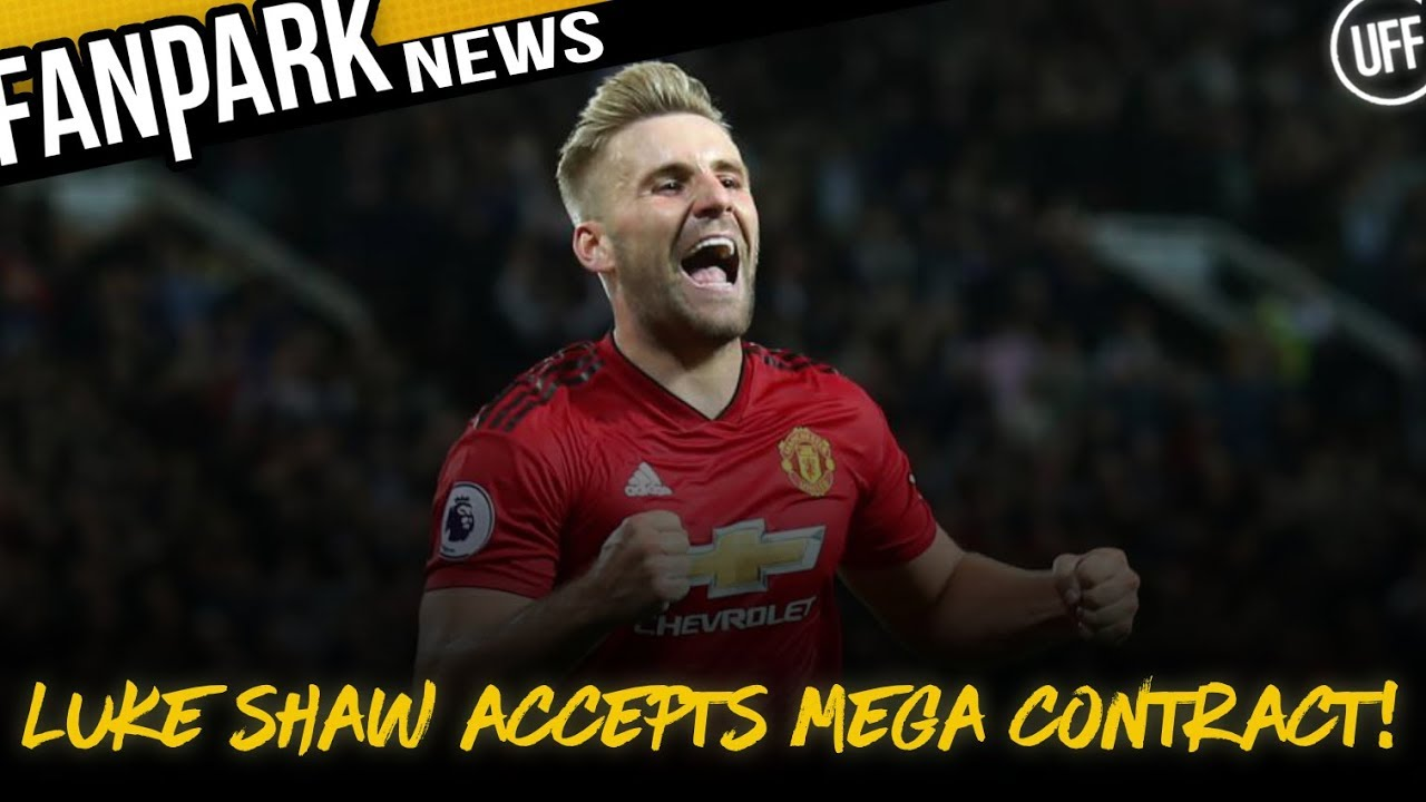 MANCHESTER UNITED PLAYER ACCEPTS MEGA DEAL | FanPark News
