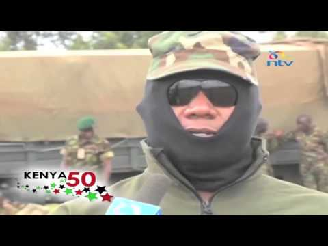 #Kenya @50; KDF Special forces
