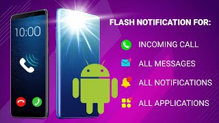 [NEW] How to Activate Flash alerts on call Android Samsung, Oppo, Xiaomi... Simple anyone can do screenshot 1