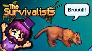 Raubkatzen und seltene Edelsteine (The Survivalists #11)