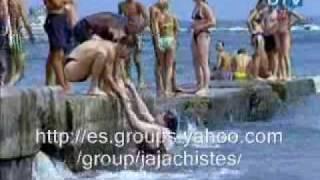 مربربة في البحر - اضحك من قلبك.wmv
