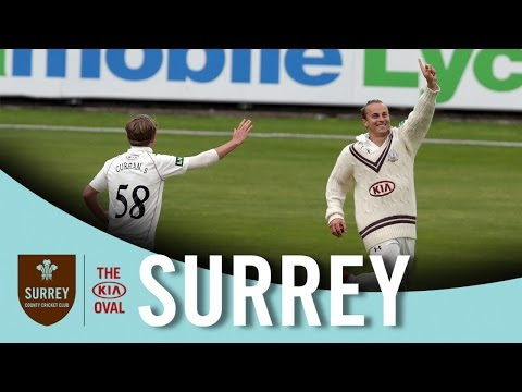 Tom and Sam Curran take all ten Northants wickets