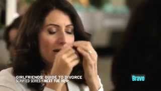 TRAILER: Bravo's first scripted series 'Girlfriends' Guide to Divorce' with Lisa Edelstein
