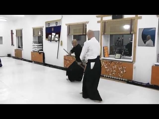 Куроки сенсей. Семинар в Реутове. 31/10/2014
