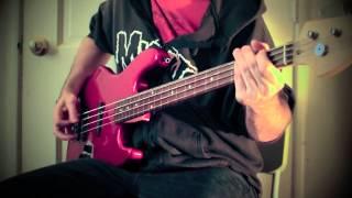Nirvana - Paper Cuts (Bass Cover)