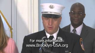 One Brooklyn-- Hero of the month, October 14, 2014