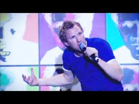 Jason Byrne Stand Up 2015 - The Byrne Identity - Stand Up Comedy Full Show Jason Byrne