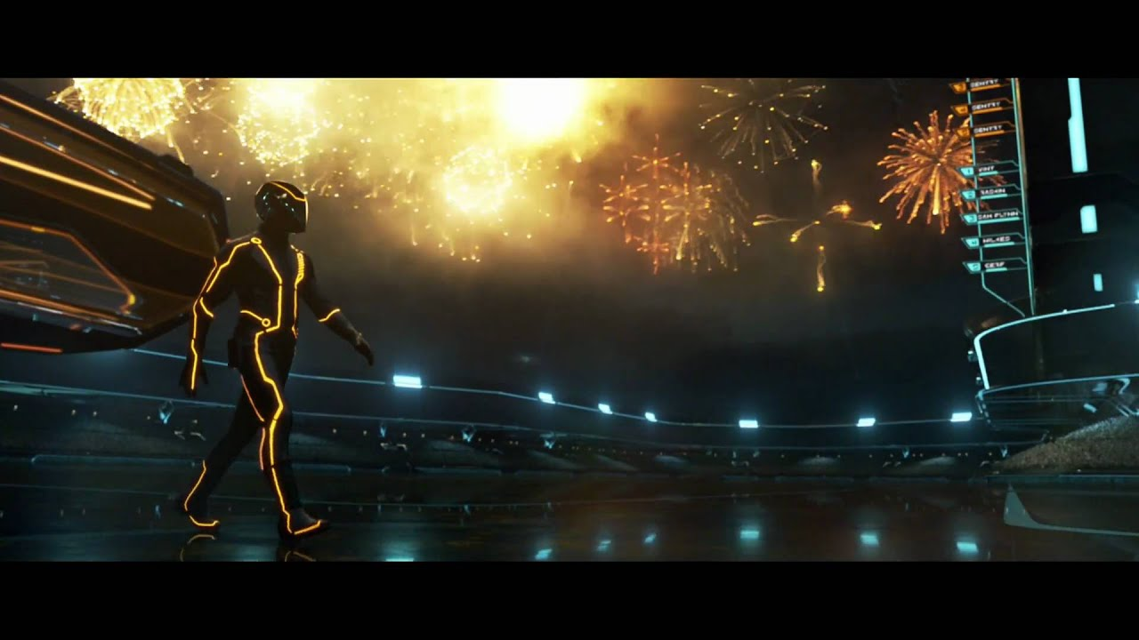 TRON: LEGACY - Official Extended Trailer